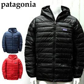 【クリアランス】パタゴニア PATAGONIA メンズ ダウンジャケット84701 MEN'S DOWN SWEATER HOODYフード付き アウター ジャンパー 上着 2019年秋冬新作/新品 ギフト 防寒