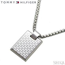トミーヒルフィガー TOMMY HILFIGER ネックレス (15)2790089 シルバー アクセサリー メンズ レディース ユニセックス おしゃれ 希少品 レア品 ギフト