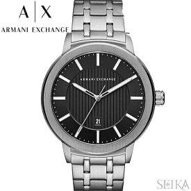 アルマーニエクスチェンジ ARMANI EXCHANGE AX1455時計 腕時計 メンズ ブラック シルバー クリスマス プレゼント
