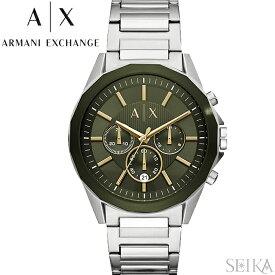 アルマーニエクスチェンジ ARMANI EXCHANGE AX2616時計 腕時計 メンズ カーキ クリスマス プレゼント