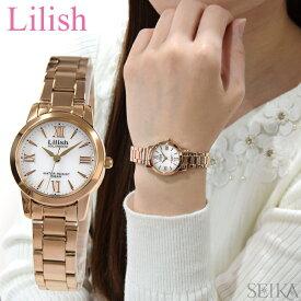 【楽天スーパーSALE】シチズン CITIZEN リリッシュ Lilish レディース 時計【H997-903】ソーラー ピンクゴールド ピンクゴールドの腕時計 ギフト ブランドウォッチ