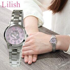 シチズン CITIZEN リリッシュ Lilish レディース 時計【H997-904】ソーラー ピンク シルバー