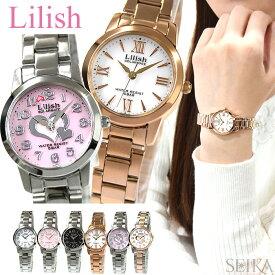 シチズン CITIZEN リリッシュ Lilishレディース 時計 腕時計【H997】ソーラー 全8色 白い時計 ラウンド ギフト ブランドウォッチ