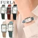 【レビューを書いて5年保証】フルラ FURLA DIANA 時計 腕時計 レディース レザー スクエア R4251104503(25) R42511045…