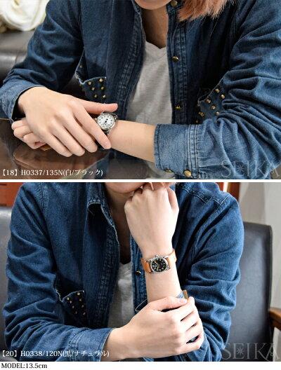 イルビゾンテILBISONTEレディーススタンダードコレクションH0337.P2H0338.P2120N134N135N145N132N時計腕時計ウォッチ