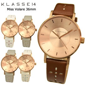 クラス14 KLASSE14 ミス ヴォラーレ時計 腕時計 メンズ レディース レザーVO17IR029W(56) VO17IR030W(57) VO17IR031W(58)VO17IR032W(59) VO17IR033W(60)