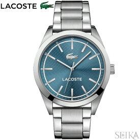ラコステ LACOSTE 2010924(184)時計 腕時計 メンズ ブルー シルバー 青い腕時計