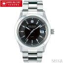 【レビューを書いて5年保証】スイスミリタリー SWISS MILITARY エレガントプレミアム ML300(5)時計 腕時計 メンズ ブ…