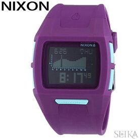【レビューを書いて5年保証】ニクソン NIXON ローダウンS A364-230 A364230 時計 腕時計 メンズ レディース ユニセックス パープル デジタル(D10) ホワイトデー
