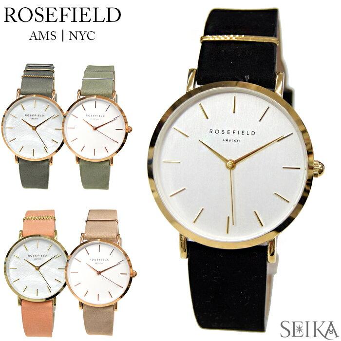 ローズフィールド ROSEFIELDウエストヴィレッジ West Villageレザー 33mm 時計 腕時計 レディース【母の日】