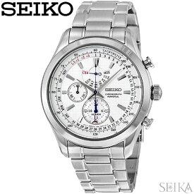 セイコー SEIKO SPC123P1(85)時計 腕時計 ホワイト 海外モデル 逆輸入 白い腕時計