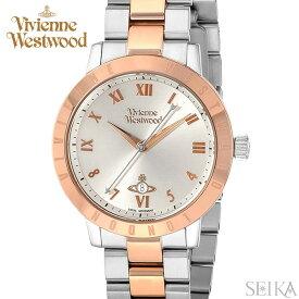 (ショップ袋プレゼント)ヴィヴィアンウエストウッドVivienne Westwood時計 腕時計 レディースシルバー ピンクゴールド VV152RSSL ピンクゴールドの腕時計