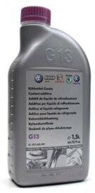 【フォルクスワーゲン(VW)純正クーラント LLC 1.5L G013A8JM1 希釈タイプ