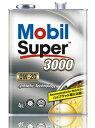 モービル(Mobil) Mobil Super/モービルスーパー 3000 エンジンオイル 0W-20 0W20 4L×1