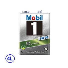 モービル(Mobil) Mobil1/モービル1 ESP 化学合成エンジンオイル 5W-30 5W30 4L×1