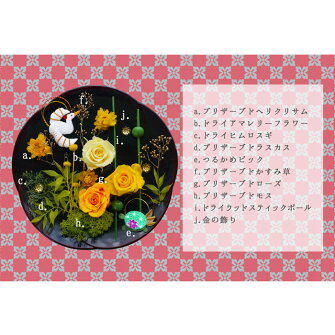 プリザーブドフラワーギフト花誕生日還暦祝い古希喜寿卒寿米寿送料無料