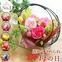 \遅れてごめんね/ 母の日 プリザーブドフラワー プレゼント ギフト 母の日ギフト 母 の 日 プリザーブ 花 バラ 和風…