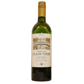 【よりどり3本1万円】【38】シャトー・ラ・ルーヴィエ—ル ブラン[2010]【ボルドー】【白ワイン】【wine】
