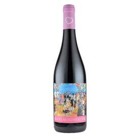 【予約】リサとガスパールボジョレー・ヌーヴォー[2020]【2020年11月19日(木)解禁!】【ボジョレー・ヌーヴォー】【赤ワイン】【wine】