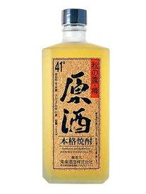 秋の露 樽 原酒 〔常楽酒造〕 41度 720ml【箱付き】【焼酎】【RCP】