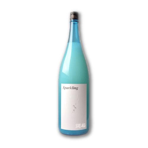 阿櫻 Sparkling(スパークリング) 本生 〔阿櫻酒造〕 500ml【スパークリング】【日本酒】【RCP】