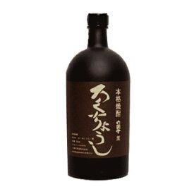 六調子 黒 〔六調子酒造〕 20度 720ml【焼酎】【RCP】