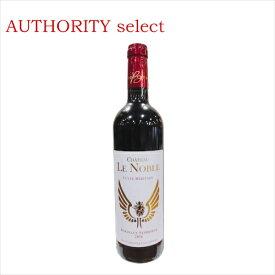 """シャトー・ル・ノーブル""""キュヴェ・ヘリテージ""""ルージュ[2011]【ボルドー】【赤ワイン】【wine】※ヴィンテージが現行ヴィンテージに 変更になる場合がございます。"""