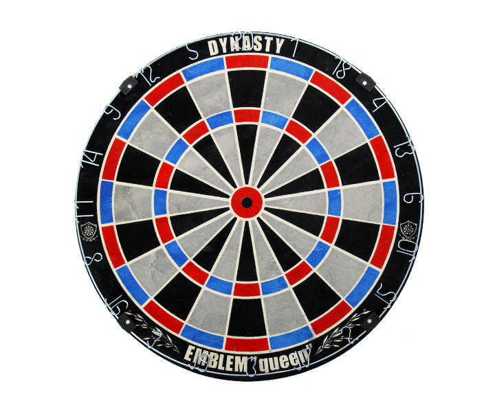 ダーツ【ダーツボード (Dartsboard)】【DYNASTY】 EMBLEM Queen WIRELESS (Type-S)