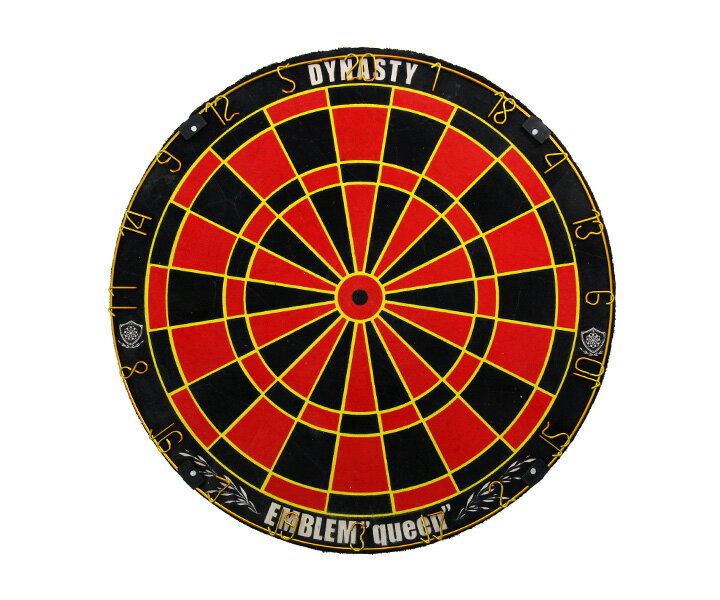 ダーツ【ダーツボード (Dartsboard)】【DYNASTY】 EMBLEM Queen WIRELESS(Type-B)