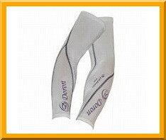 ダーツスポーツアクセサリー【Doron】アームカバー Sサイズ(ホワイト)
