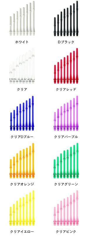 シャフト【フィット】ギアシャフトスリムスピンクリア4
