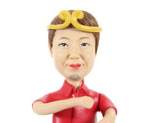 ダーツ雑貨ト【ハローズ】鈴木猛大フィギュアダーツスタンド