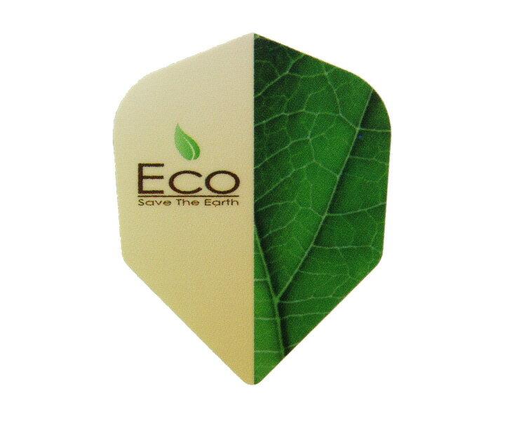 【65%OFF】【メール便OK】【在庫限り】ダーツフライト【S4】eco(ライフ)
