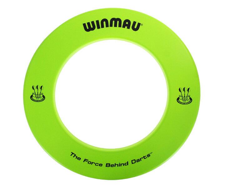 【送料無料】ダーツ サラウンド【ウィンモー】ダーツボードサラウンド グリーン