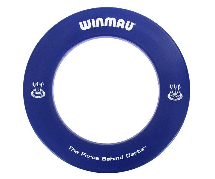 【送料無料】ダーツ サラウンド【ウィンモー】ダーツボードサラウンド ブルー