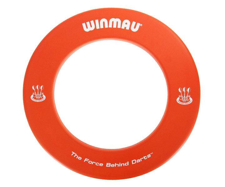 【送料無料】ダーツ サラウンド【ウィンモー】ダーツボードサラウンド オレンジ