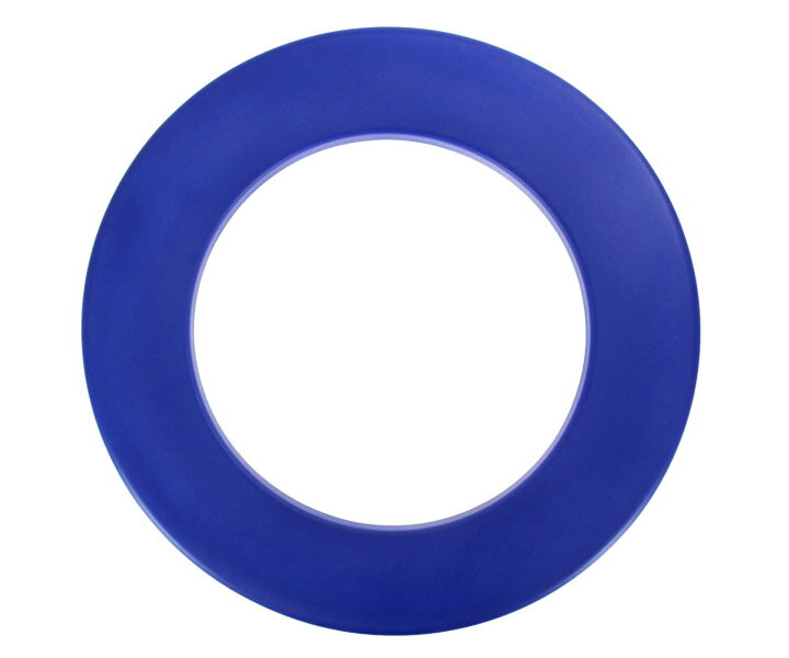 【送料無料】ダーツ サラウンド【ウィンモー】ダーツボードサラウンド プレーン ブルー