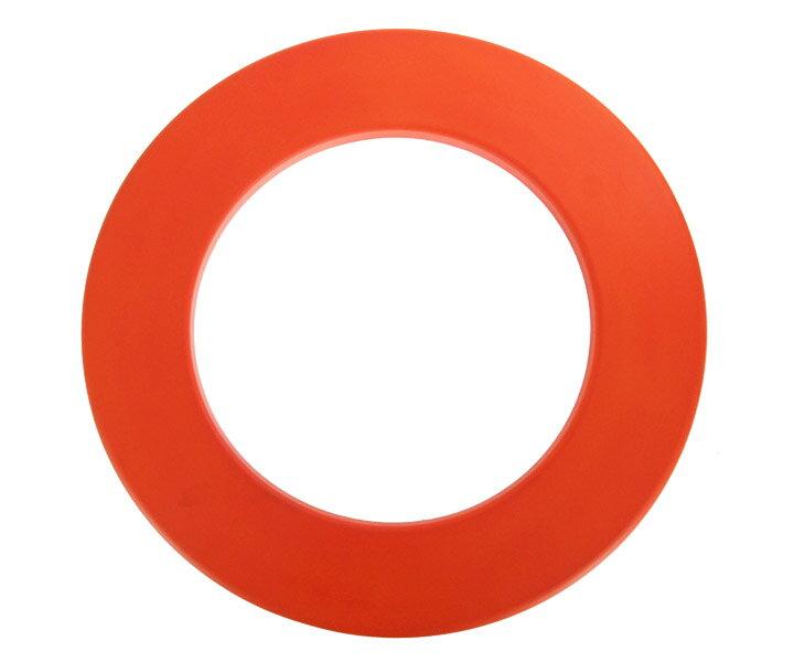 【送料無料】ダーツ サラウンド【ウィンモー】ダーツボードサラウンド プレーン オレンジ