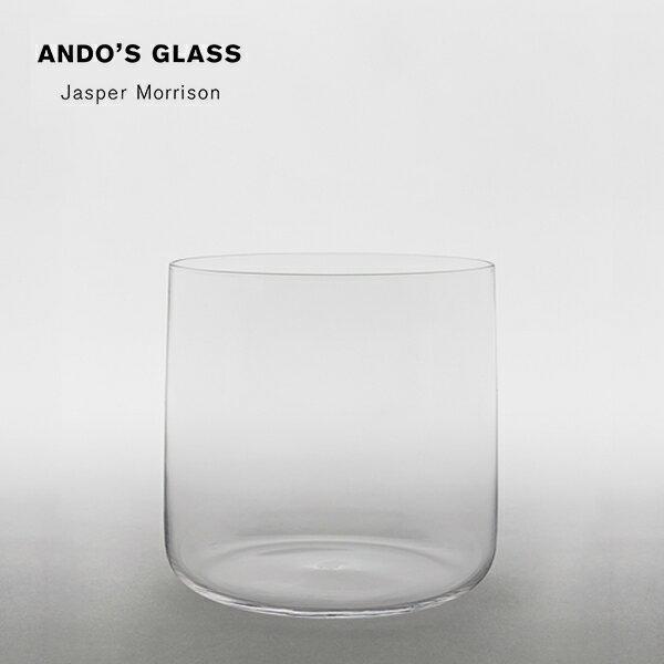 【即納可】Jasper Morrison ANDO'S GLASS S 6個入りBOXセットサイズ:φ80×H78mm 容量:350mlBOXサイズ:W275×D195×H102mm【楽ギフ_包装】【楽ギフ_のし】【楽ギフ_のし宛書】