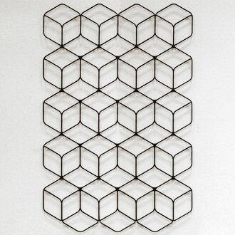 Wall Deco L / wall decor L ( 630 × 950 mm )