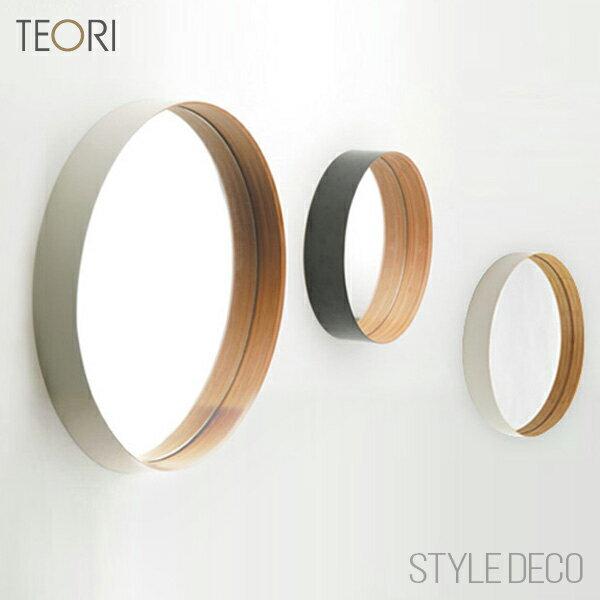 TEORI / ミラー ZERO (M)サイズM:φ40×D6cm