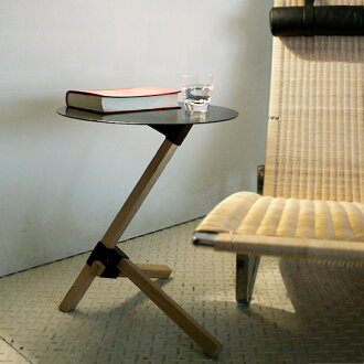 DUENDE and TRE (-) side table