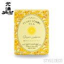 乾燥輪切りレモン入り光浦醸造 / FLOAT LEMON TEA Ginjer Lemonジンジャーフロートレモンティー 1箱(6セット入)※お1人様12個までと…