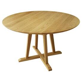 ルナ ダイニングテーブル オーク(オイル仕上げ)LUNA Dining Table OAKサイズ:φ1000〜1800×H720mm