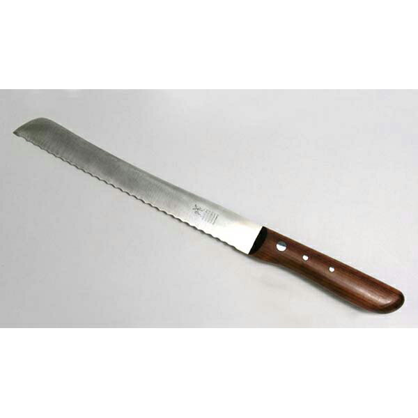 ・Robert Herder / ロベルト・ヘアダー風車のナイフ パン切りナイフ(プラム材)