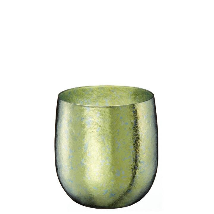 SUSgallery(サスギャラリー)タイタネスタンブラー ワイン ライムグリーン280ml(Φ72×H86mm)【楽ギフ_包装】【楽ギフ_のし】【楽ギフ_のし宛書】