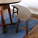 Bande Bench 145バンデベンチ145 WN/ウォールナットサイズ:W145×D47.5×H43.5cm推奨ダイニングテーブルサイズ:円形…