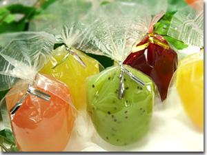 【スペールフルッタのフレッシュフルーツゼリー】ぷるぷるフルーツゼリーが単品で新登場