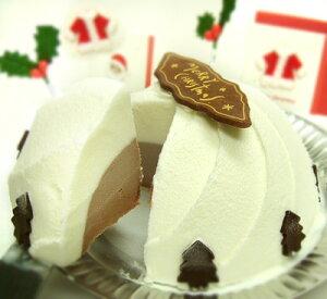 パンナ&ココアのクリスマスケーキ今年のクリスマスはスペフルのアイスケーキ!【送料無料でお届けします】