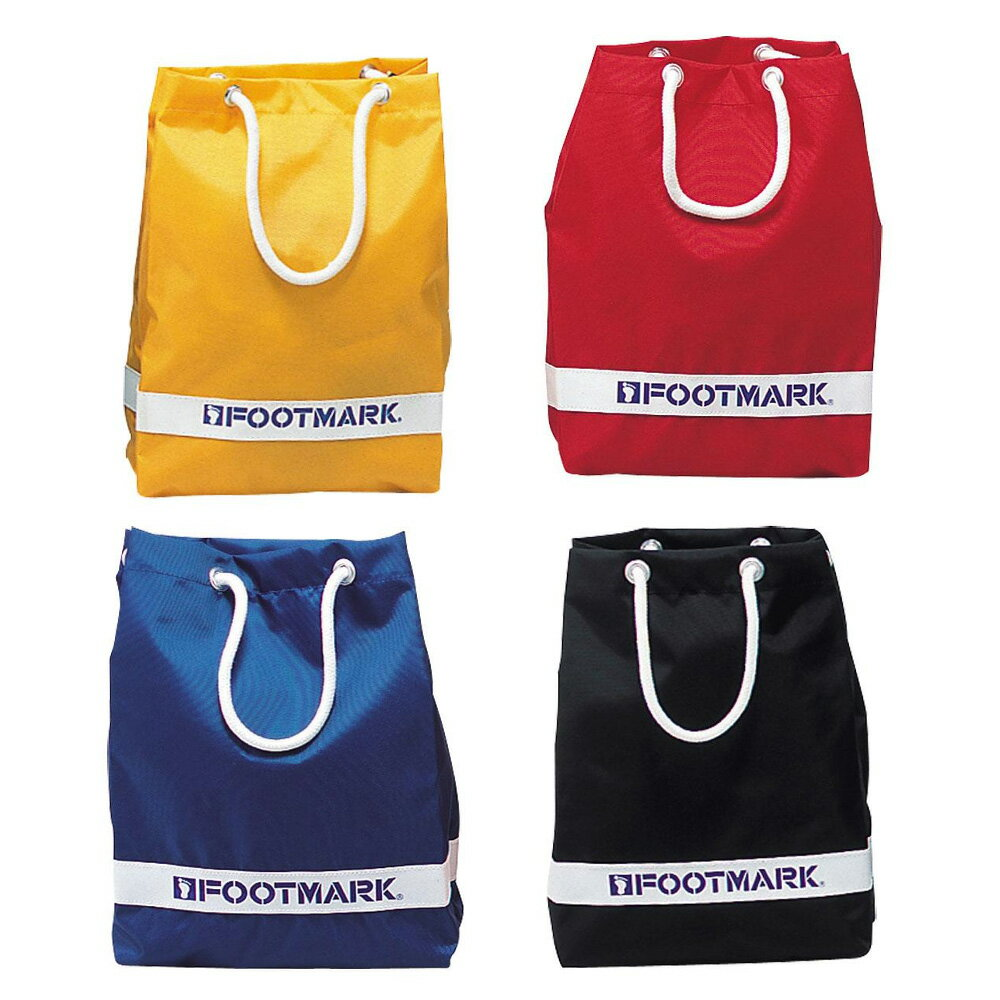 FOOTMARK(フットマーク)水泳水球競技バッグスイムバッグ ボックス101310ネイビーブラックレッド